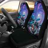 Totoro 1988 Anime Car Seat Covers