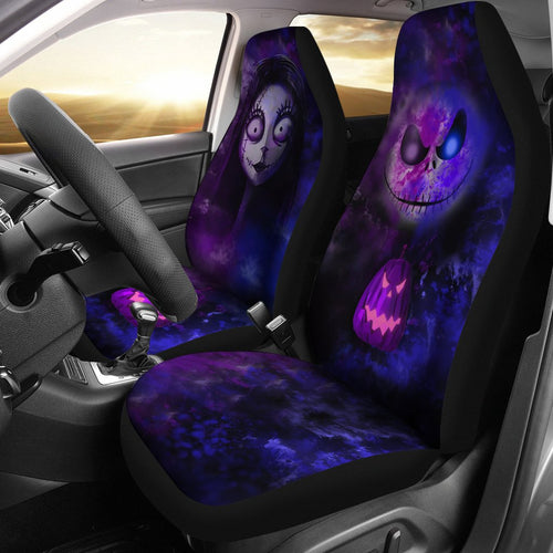 Nightmare Before Christmas Car Seat Covers Disney Cartoon T200223