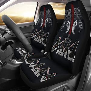 The Darth Moon Fanart Star Wars Car Seat Covers GFC042705