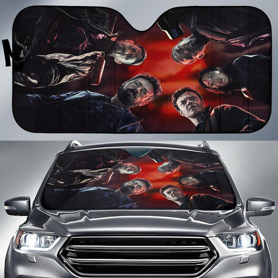 The Boys Tv Show Car Sun Shade Auto Shades