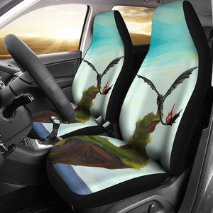How To Train Your Dragon Toothless Fly Car Seat Cover 191125 Covers
