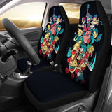 Game Heroes Car Seat Covers