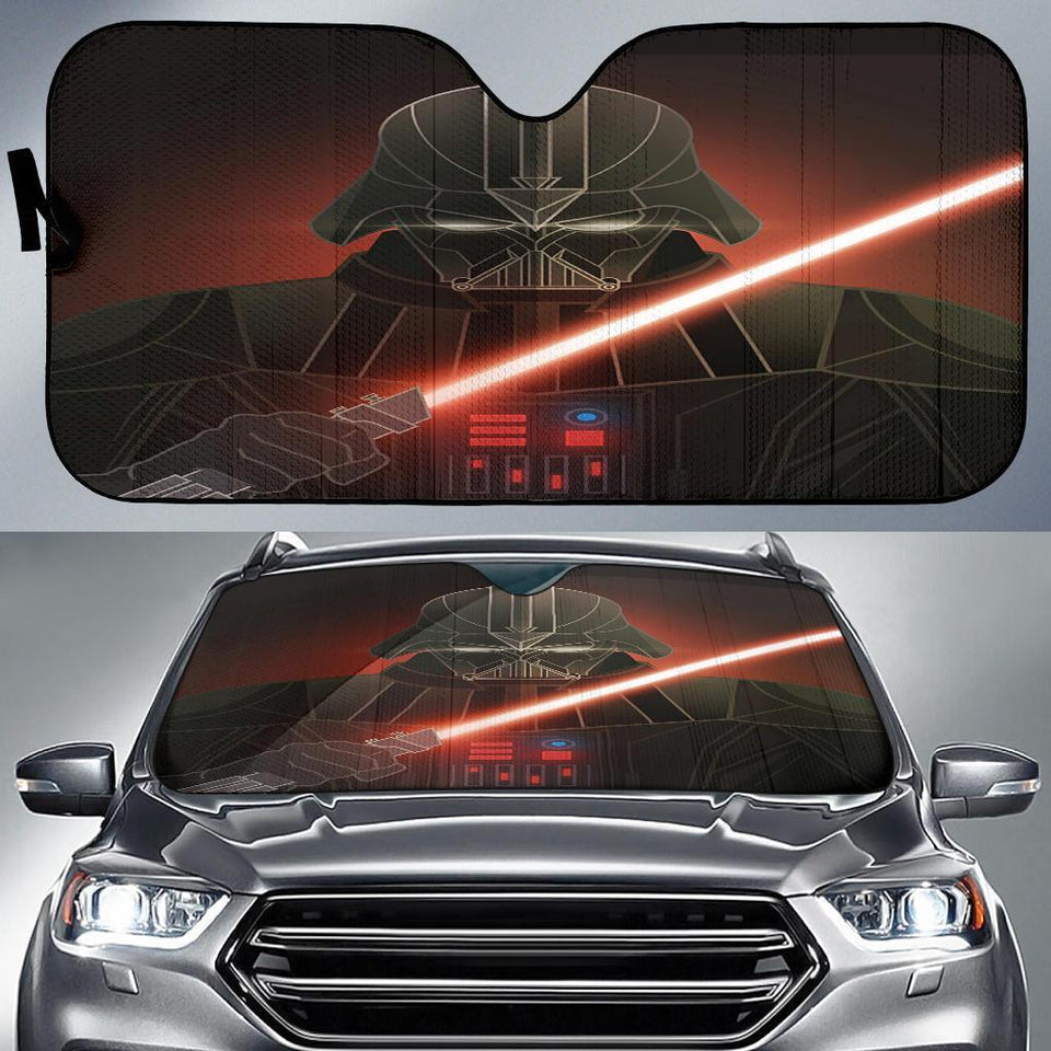 Darth Vader Star Wars Badass Auto Sun Shades