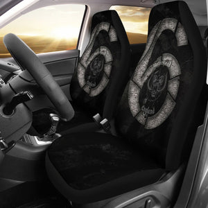 666 Sign Car Floor Mats Motor Head Rock Band Car Seat Covers GFC032315