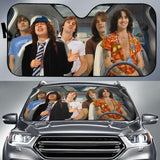Acdc Car Sun Shades Amazing Gifts T1221 Auto