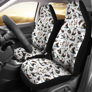 A Lot Of Ducks Animal Car Seat Covers T070220