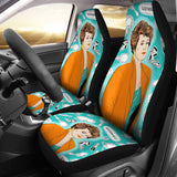 Southern Belle Car Seat Covers The Golden Girls Tv Show Fan Gift H1222