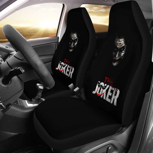 Joker Batman Art Car Seat Covers Amazing Gift Ideas T040720