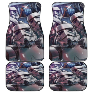 Star Wars Funny Moments Car Floor Mats 191101