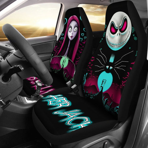Nightmare Before Christmas Car Seat Covers 6