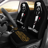 Darth Vader Star Wars Car Seat Covers N022407