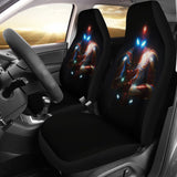 Iron Spider Avengers Mavel Car Seat Covers