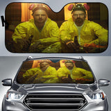 Walter Jesse The Breaking Bad Auto Sun Shades