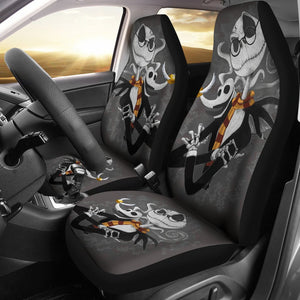 Jack Skellington And Philosophers Stone The Nightmare Before Christmas Car Seat Covers