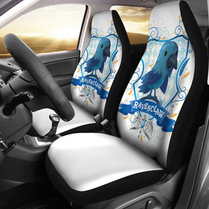 Harry Potter Revenclaw Cute Car Seat Covers