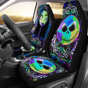 Disney Cartoon Nightmare Before Christmas Car Seat Covers T200223