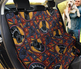 Black Panther Pet Seat Cover