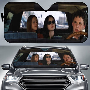 Ghost World Auto Sun Shade Shades