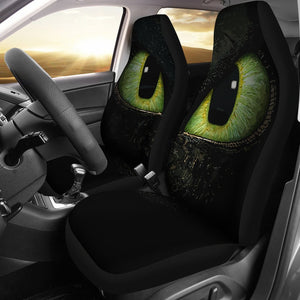 How To Train Your Dragon Toothless Eyes Car Seat Covers 191202