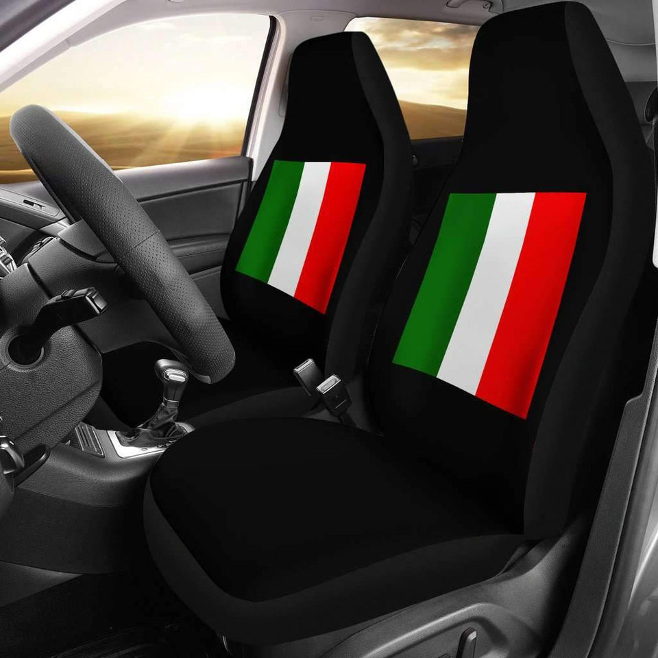 Italian Flag Car Seat Covers Amazing Gift Ideas T040720