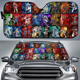 Guilty Gear Auto Sun Shades