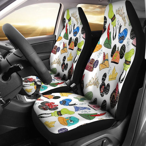Mickey Mouse Car Seat Covers Funny Gift Ideas T1228