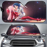 Darling In The Franxx Anime Girl Auto Sun Shades