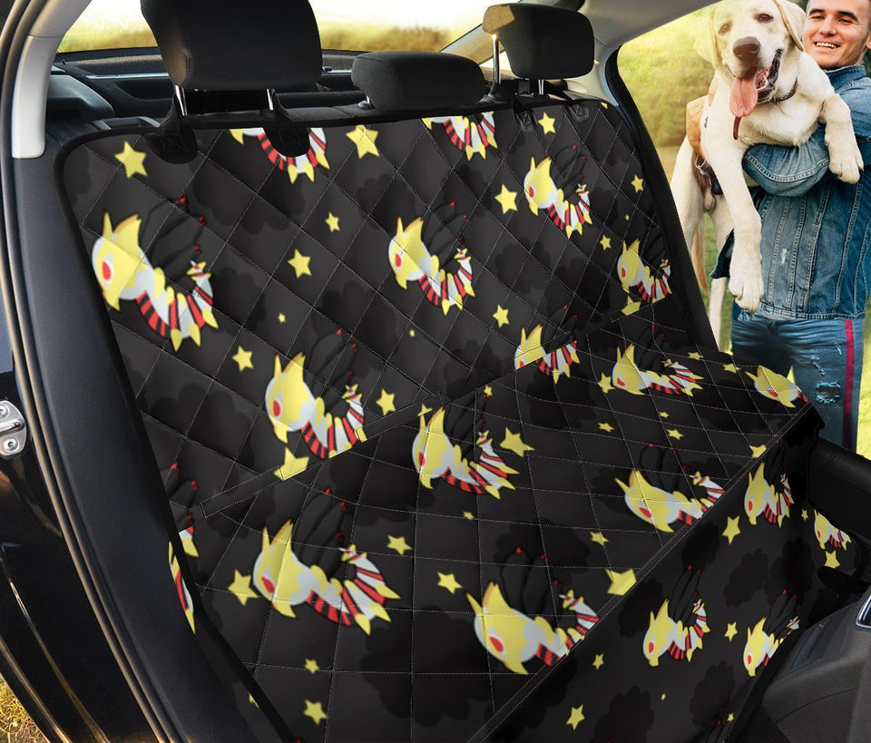 Giratina Pokemon Pet Seat Cover