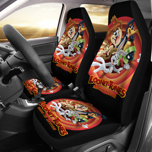 Looney Tunes Cartoon Fan Gift Car Seat Covers H200212