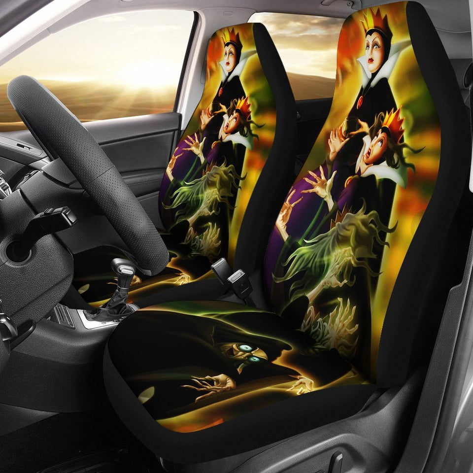 Car Seat Covers Disney The Evil Queen K1222