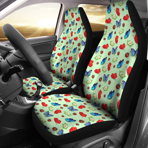 Butterfly Car Seat Covers Amazing Gift Ideas T0131