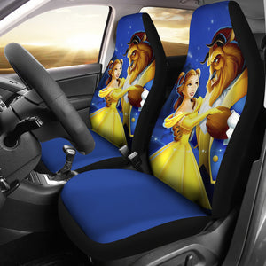 Belle And Beast Car Seat Covers Beauty And The Beast H0116
