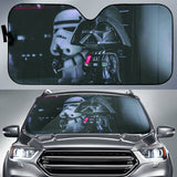 Starwar Lego In Old Theme Car Auto Sunshades Auto Sun Shades
