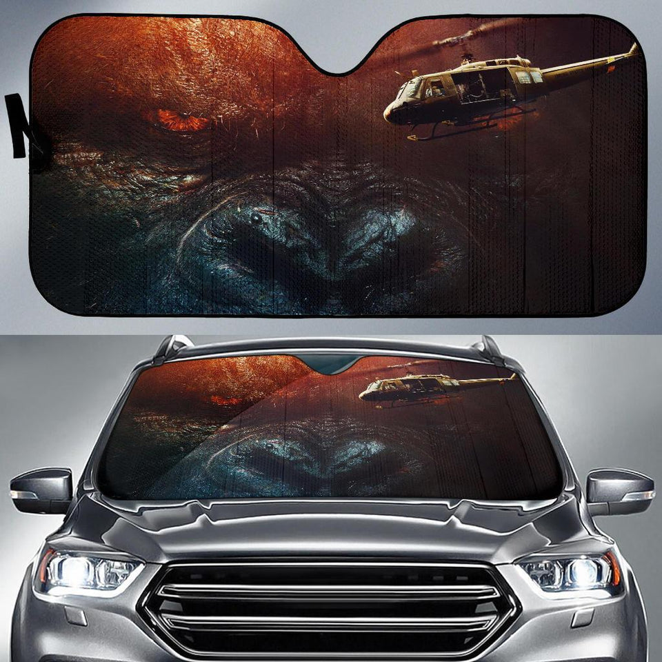Kong Eyes Auto Sun Shades