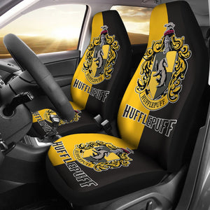 Movies Harry Potter Car Seat Covers Hufflepuff Fan Gift H1224