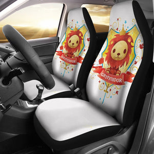 Harry Potter Gryffindor Cute Car Seat Covers