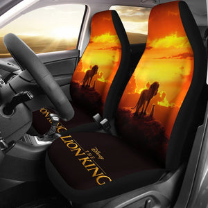 Lion King 2019 Car Seat Covers