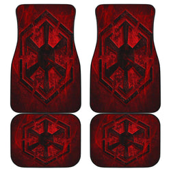 Star Wars Dark Site Logo Car Floor Mats 191101