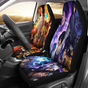 Naruto Sasuke Anime Car Seat Covers 2