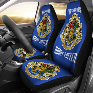 Movies Harry Potter Hogwarts Car Seat Covers Fan Gift H1224