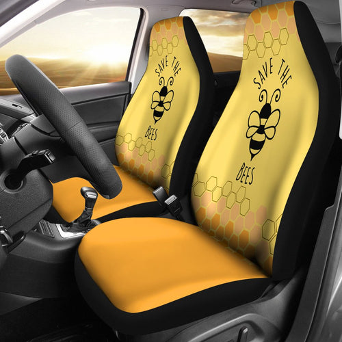 Save The Bees Car Seat Covers - Amazing best gift ideas 2021