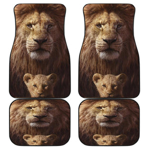 The Lion King Live Action Car Floor Mats 191101