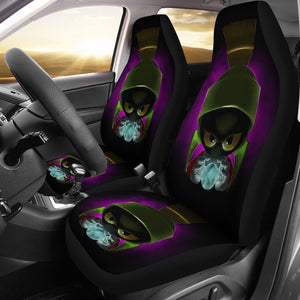 Looney Tunes Cartoon Martian Car Seat Covers H200215