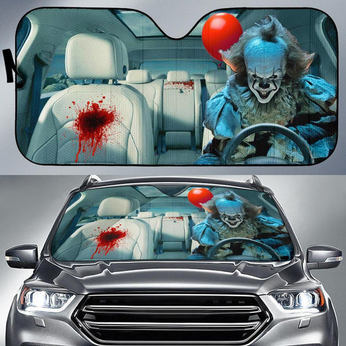 Pennywise Auto Sun Shades