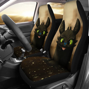 Toothless Smile How To Train Your Dragon Car Seat Cover 191125 Covers