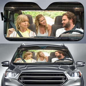 Snatched 2 Car Sun Shades Auto
