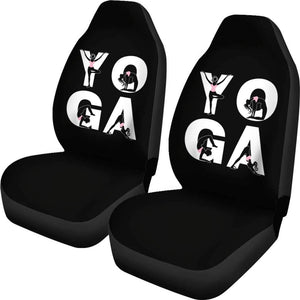 Yoga Positions Car Seat Covers Amazing Gift Ideas T041620