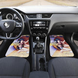 K On Anime Girl Sexy Car Floor Mats 191023