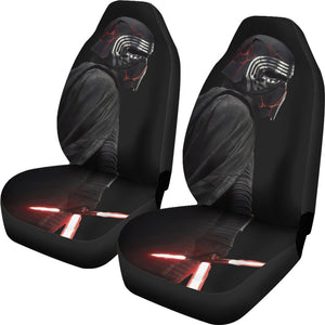 Darth Maul Star Wars Lightsaber Car Seat Covers N022402