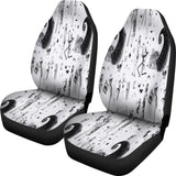 Jack Skellington Car Seat Covers The Nightmare Before Christmas T1227